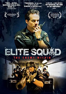 ELITE SQUAD:ENEMY WITHIN BY MOURA,WAGNER (DVD)